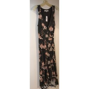 NWT floral LOFT by Ann Taylor wrap dress 🌸